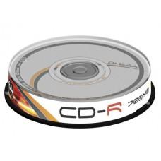 Płyty CD-R 700MB OMEGA Freestyle 10szt. cake